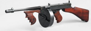 Thompson Tommy Gun