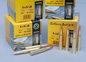 8 X 57   Sellier & Bellot