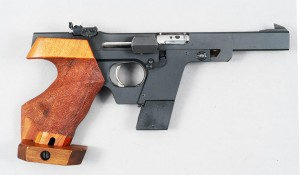 Walther GSP  kal  .32