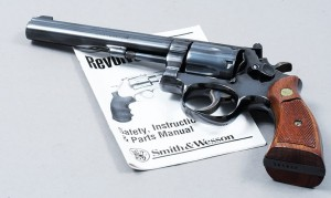 Smith & Wesson  38 spc.